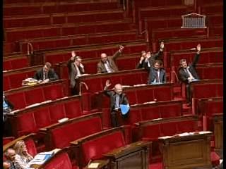 vote assemblée